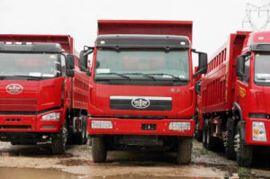Hot Sale in Africa Faw Dump Truck pictures & photos