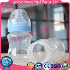 Plastic Disposable Breastfeeding Baby Milk Bottles pictures & photos