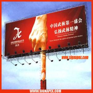 High Quality Laminated Flex PVC Banner (500D*500D 9*9) pictures & photos