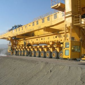 Girder Transporter Tunnel - Crossing Beam Conveying Vehicle pictures & photos