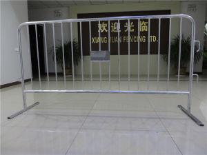 Galvanized Pedestrian Contral Barriers (Standard Austrilia Fence) pictures & photos