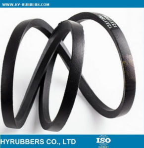 Classical Raw Adge Cogged V Belt High Quality pictures & photos