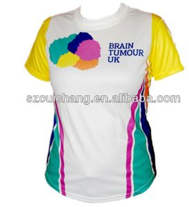 Sublimation Running Shirt Wholesale pictures & photos