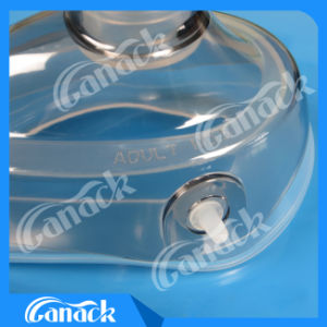 Medical Consumable Reusable Silicone Anesthesia Mask pictures & photos