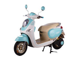 Retro Elegant Electric Motorcycle Ebike (HD350W-5) pictures & photos