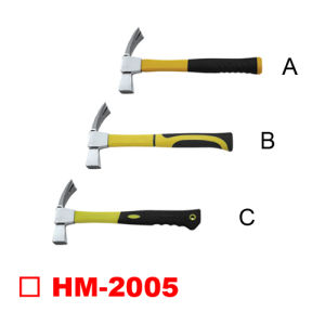 American Type Multi-Purpose Claw Hammer with TPR Handle pictures & photos