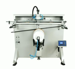 Semi-Automatic Cylinder Screen Printing Machine (HX-5A)