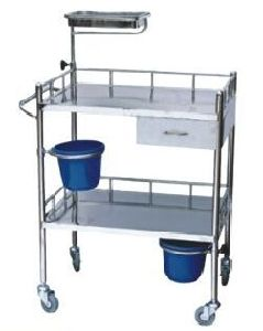Stainless Steel Medicine-Delivery Trolley pictures & photos