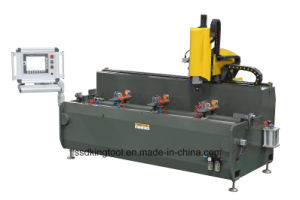 Aluminum Profile CNC Drilling and Milling Machine pictures & photos