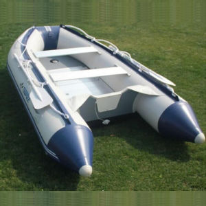 2017 New Design Inflatable Fiberglass Used Rescue Boat for Sale pictures & photos