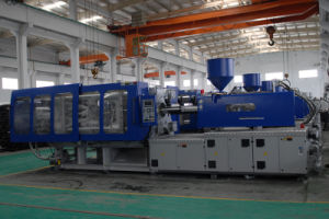 PVC Dedicated High Efficiency Energy Saving Injection Molding Machine (300-PVC) pictures & photos