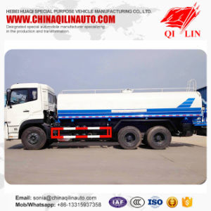 10 Wheels 5000 UK Gallons Water Tanker Truck for Kenya pictures & photos