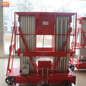 Good Quality Hydraulic Electric Lift Platform for Pick up pictures & photos