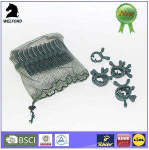 20X Re-Useable Garden Plant Support Spring Clips Plastic Tree Shrub Tie Cane pictures & photos