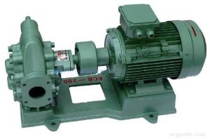 2cy High Quality Horizontal Wheel Gear Lubricate Oil Pump
