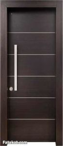MDF Wooden Interior Door for Projects