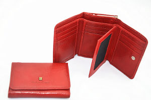 Classic Lad Genuine Leather Wallet/Purse/Bag (JYW-27010) pictures & photos
