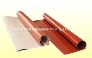 Fiber Glass Silicone Cloth pictures & photos