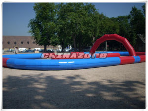 New Arrival Custom Made Inflatable Zorb Orbit Racing Track for Sale