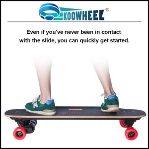 4 Wheels 1800W Smart Hoverboard Electric Skateboard Scooter Self Balancing Drift Scooter E-Skateboard pictures & photos