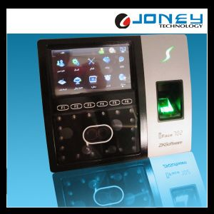 Zk Software WiFi Biometric Fingerprint Face Recognition Time Attendance System (iface702) pictures & photos