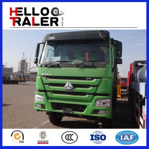 Sinotruk HOWO 8X4 371HP Heavy Duty Dumper Truck pictures & photos