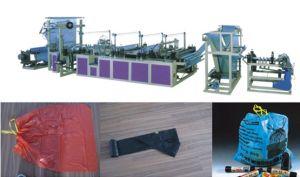 String Drawing Garbage Bag Making Machine (DC-CS800)