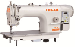 Direct-Drive High-Speed Lockstitch Sewing Machine with Auto-Trimmer Hj9200