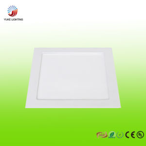 9W LED Die Casting Panel Light with CE RoHS