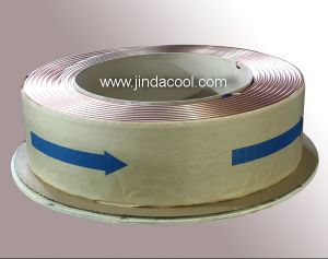 Air Conditioning Level Wound Coil Copper Tube pictures & photos