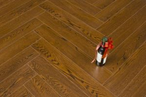 Herringbone Laminate Flooring 818 pictures & photos