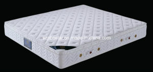 High Quality Latex Foam with Spring Mattress (B305) pictures & photos