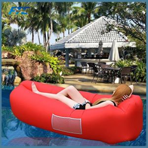 2017 Inflatable Sun Lounger Outdoor Camping Air Bag pictures & photos