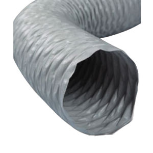 Non-Insulated Reinforced Pvcflexible Air Ducts pictures & photos