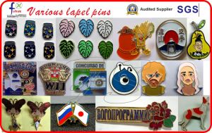 Wholesale Gift Items Lapel Pin Manufacturers China pictures & photos