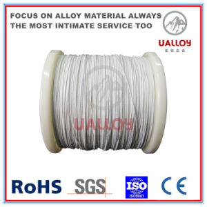 Silicone Rubber Insulated Ni80cr20 Wire for Household Appliance pictures & photos