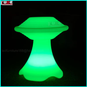 Half Globo Decorative Lamp LED Rechargeable Table UFO Lamp pictures & photos