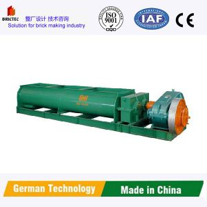 Double Shaft Mixer-Light Weight Fly Ash Bricks Making Machine pictures & photos
