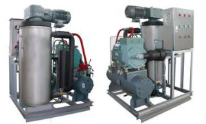Seawater Slurry Ice Machine for Fishing pictures & photos