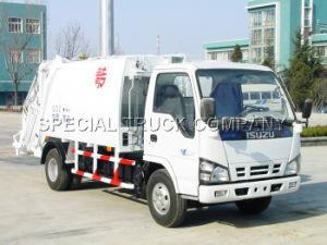 Isuzu 3t Garbage Truck 8cbm pictures & photos