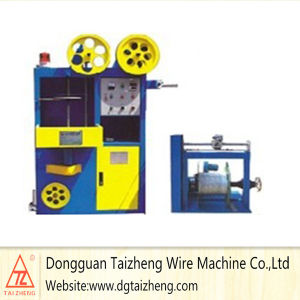Electric Wire Pallet Wrap Filling Machine pictures & photos