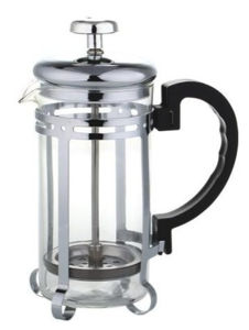 High Quality Silver Stainless Steel Custom Coffee French Press pictures & photos