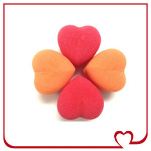 Wholesale Hair Roller Heart Shaped Sponge Hair Roller DIY Hair Roller pictures & photos