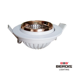 Different Size Super Brightness LED COB Recessed Downlight China Supplier