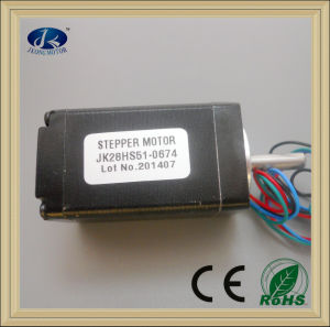 28mm 2phase 1.8degree 3D Printer Small Stepper Motor pictures & photos