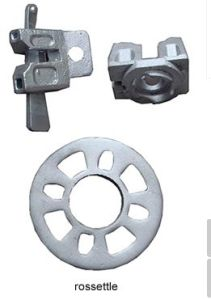 Rosette / Cast Ledger End/ Insert Pin for Ringlock Scaffolding pictures & photos