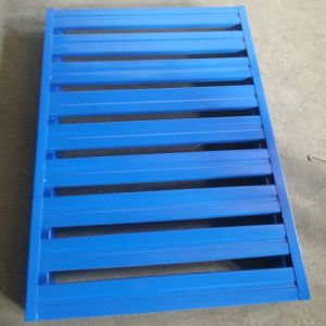 Customized High Quality Stackable Heavy Duty Steel Pallet pictures & photos
