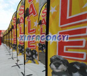 Digital Teardrop Flag Banner, Promotional Teardrop Banner, pictures & photos