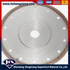 Cyclone Mesh Turbo Diamond Saw Blade/Diamond Disc/Good Quality pictures & photos