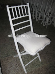 Wedding Folding Chiavari Chair for Rental and Hotel pictures & photos